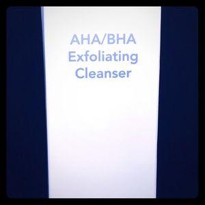 NIB SkinMedica AHA/BHA Exfoliating Cleanser